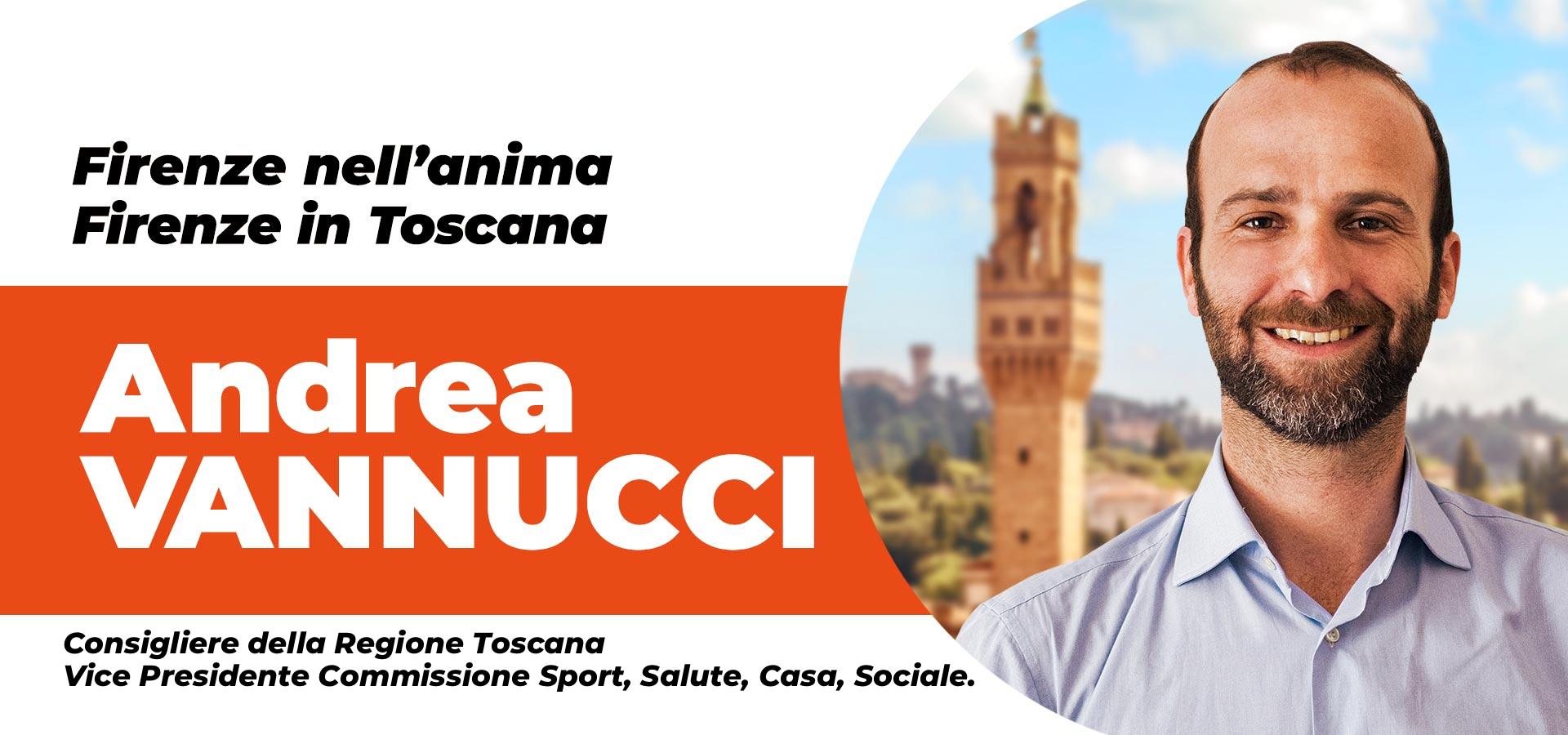 Banner Sito Andrea Vannucci